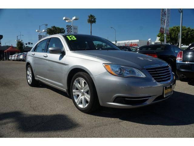2013 chrysler 200 4 dr sedan lx for sale in dockweiler california classified. Black Bedroom Furniture Sets. Home Design Ideas