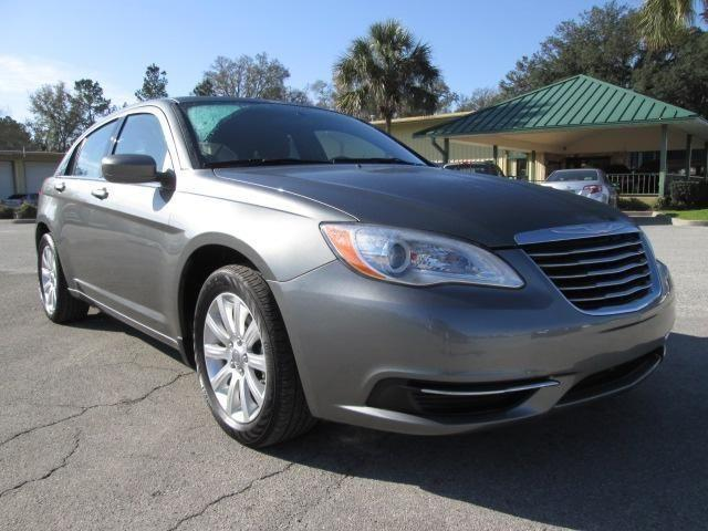 2013 chrysler 200 4d sedan touring for sale in lake city florida classified. Black Bedroom Furniture Sets. Home Design Ideas