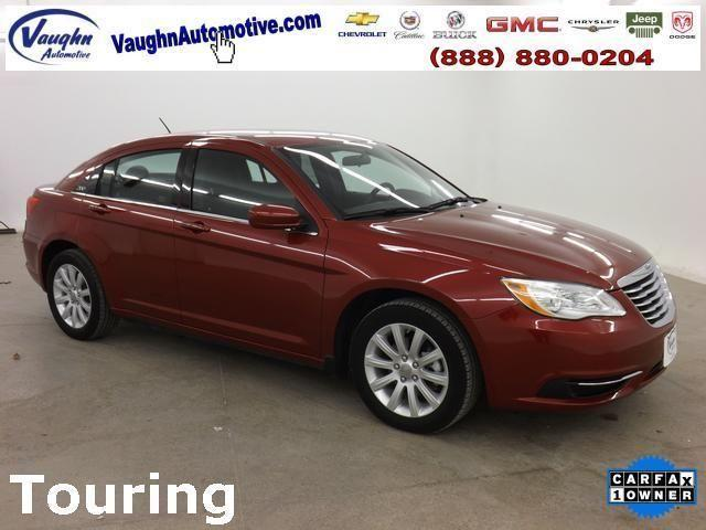 2013 chrysler 200 4d sedan touring for sale in bladensburg iowa classified. Black Bedroom Furniture Sets. Home Design Ideas