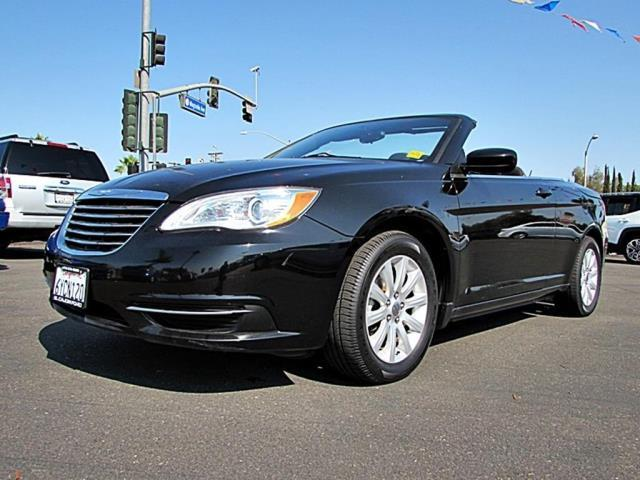 2013 chrysler 200 convertible touring touring 2dr convertible for sale in el cajon california. Black Bedroom Furniture Sets. Home Design Ideas