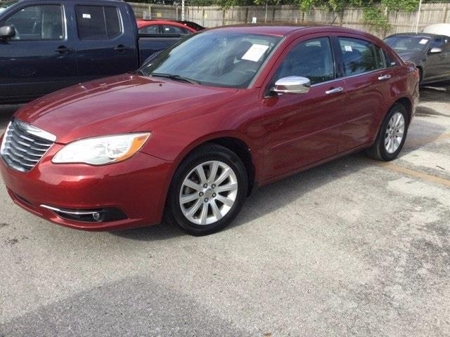 2013 chrysler 200 limited limited 4dr sedan for sale in murfreesboro tennessee classified. Black Bedroom Furniture Sets. Home Design Ideas