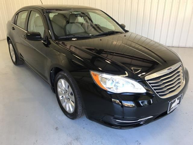 2013 chrysler 200 lx lx 4dr sedan for sale in jefferson city missouri classified. Black Bedroom Furniture Sets. Home Design Ideas