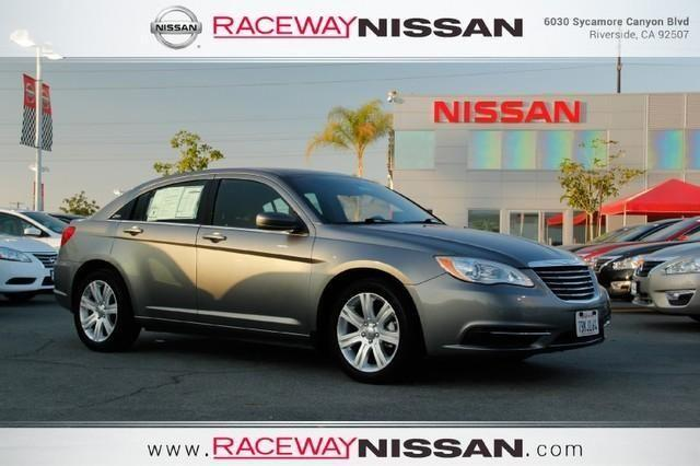 2013 chrysler 200 sedan lx for sale in riverside california classified. Black Bedroom Furniture Sets. Home Design Ideas