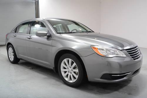 2013 chrysler 200 sedan touring for sale in guthrie north carolina classified. Black Bedroom Furniture Sets. Home Design Ideas