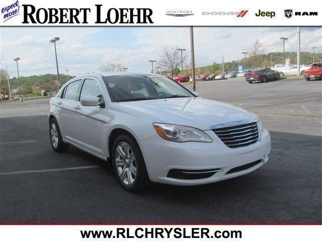 2013 Chrysler 200 Touring 4dr Sedan For Sale In