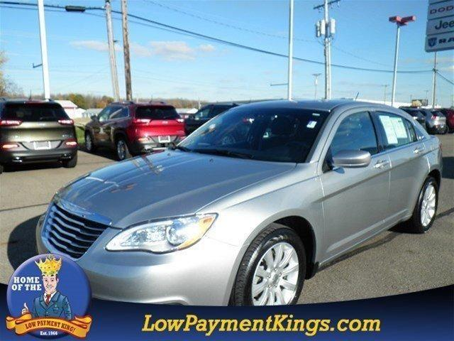 2013 chrysler 200 touring for sale in bethlehem ohio classified. Black Bedroom Furniture Sets. Home Design Ideas