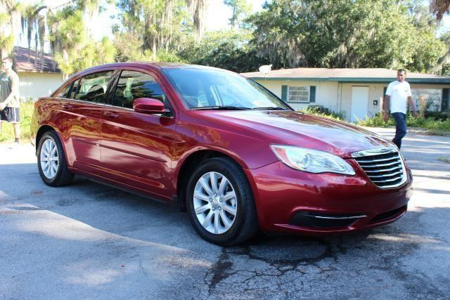 2013 chrysler 200 touring for sale in lakeland florida classified. Black Bedroom Furniture Sets. Home Design Ideas