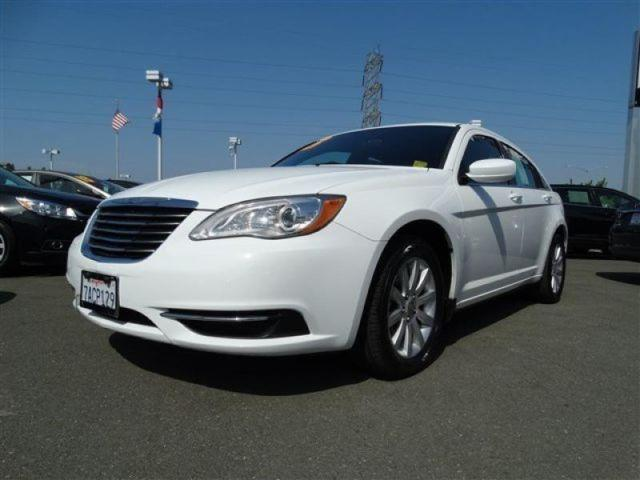 2013 Chrysler 200 Touring For Sale In Vallejo California