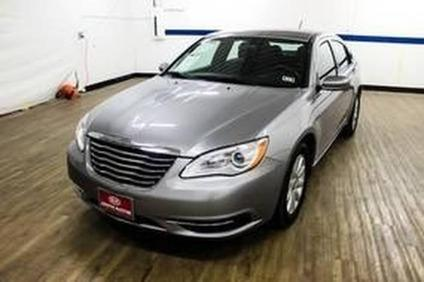 2013 chrysler 200 touring for sale in houston texas classified. Black Bedroom Furniture Sets. Home Design Ideas