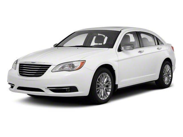 2013 Chrysler 200 Touring Touring 4dr Sedan
