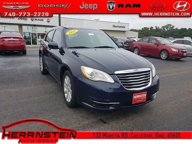 2013 chrysler 200 touring touring 4dr sedan for sale in chillicothe ohio classified. Black Bedroom Furniture Sets. Home Design Ideas