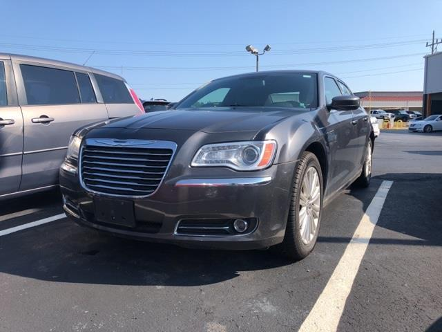 2013 Chrysler 300 Base AWD Base 4dr Sedan