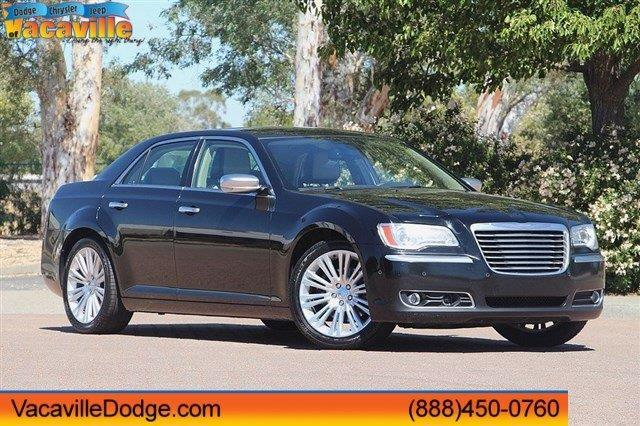2013 chrysler 300 c luxury series c luxury series 4dr sedan for sale in vacaville california. Black Bedroom Furniture Sets. Home Design Ideas