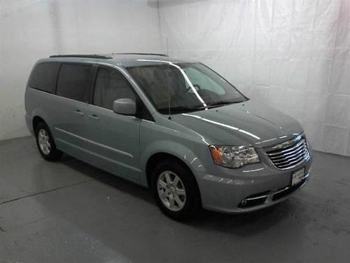 2015 chrysler town and country touring owners manual