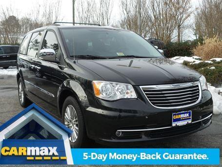 2013 chrysler town and country touring l touring l 4dr mini van for sale in virginia beach. Black Bedroom Furniture Sets. Home Design Ideas