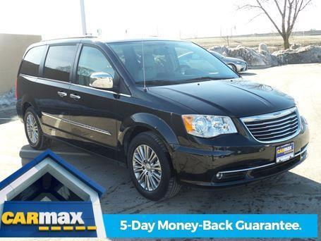 2013 chrysler town and country touring l touring l 4dr. Black Bedroom Furniture Sets. Home Design Ideas