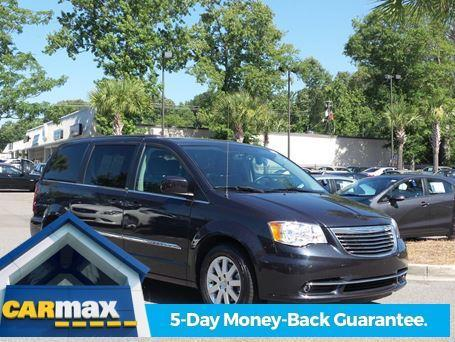 2013 chrysler town and country touring touring 4dr mini van for sale in augusta georgia. Black Bedroom Furniture Sets. Home Design Ideas