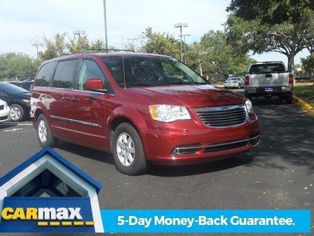 2013 chrysler town and country touring touring 4dr mini van for sale in tampa florida. Black Bedroom Furniture Sets. Home Design Ideas