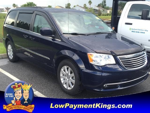 2013 chrysler town and country touring touring 4dr mini van for sale in davenport florida. Black Bedroom Furniture Sets. Home Design Ideas