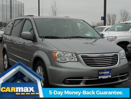 2013 chrysler town and country touring touring 4dr mini van for sale in naperville illinois. Black Bedroom Furniture Sets. Home Design Ideas