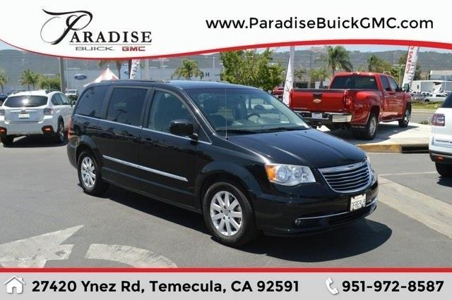 2013 chrysler town and country touring touring 4dr mini van for sale in rancho california. Black Bedroom Furniture Sets. Home Design Ideas