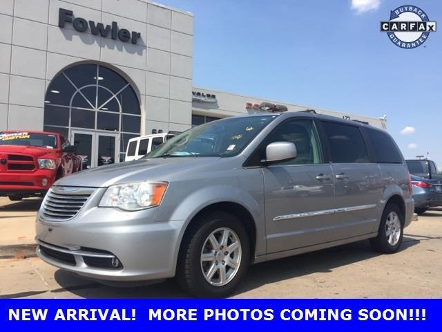 2013 chrysler town and country touring touring 4dr mini van for sale in oklahoma city oklahoma. Black Bedroom Furniture Sets. Home Design Ideas