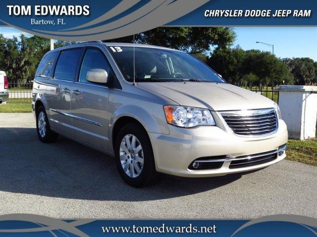 2013 chrysler town country touring bartow fl for sale in bartow florida classified. Black Bedroom Furniture Sets. Home Design Ideas