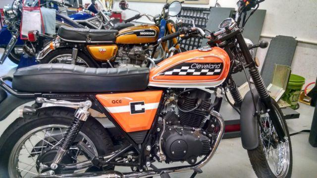 2013 Cleveland Cyclewerks Ace