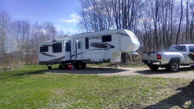 2013 Coachman Chaparral 328RES REDUCED - $32500