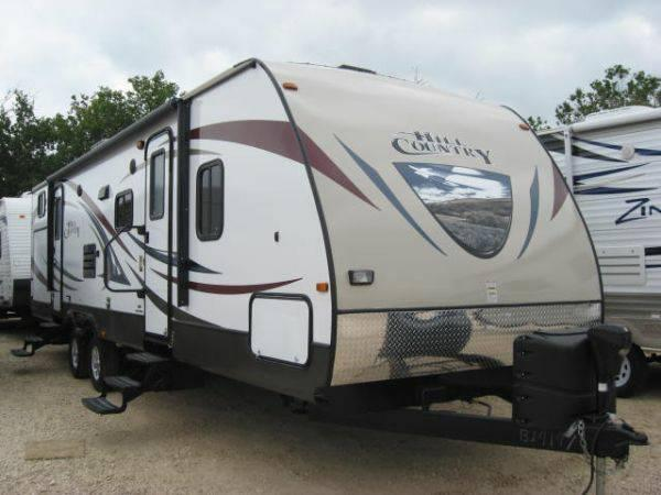 2013 crossroads rv hill country in san antonio tx for for Motor homes san antonio