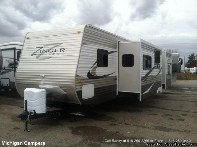 Foot Travel Trailers For Sale In Michigan