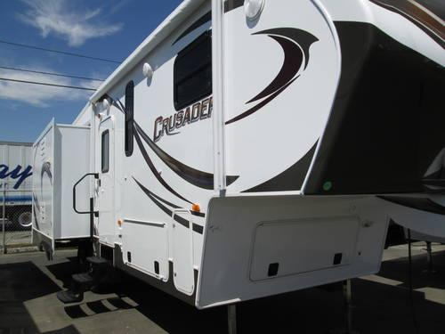 2013 Crusader 295rst Fifth Wheel For Sale In Sacramento