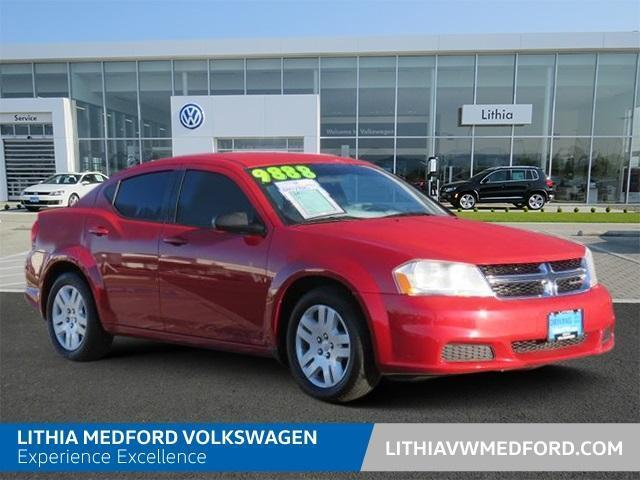2013 dodge avenger se se 4dr sedan for sale in medford. Black Bedroom Furniture Sets. Home Design Ideas