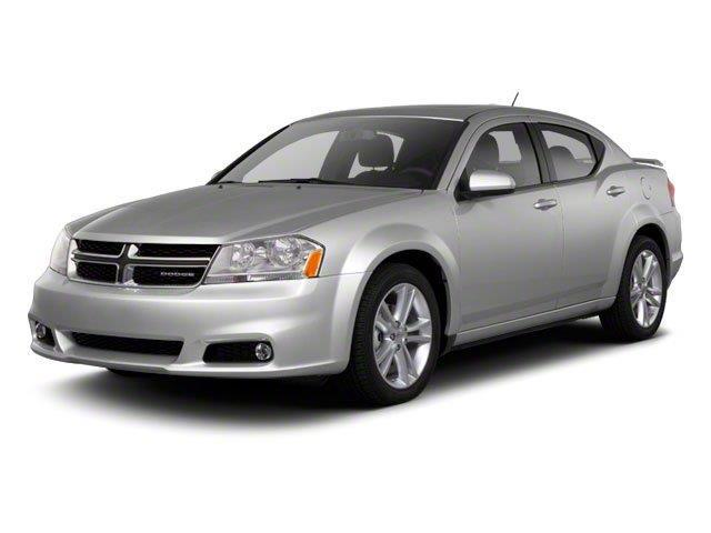 2013 Dodge Avenger SE SE 4dr Sedan
