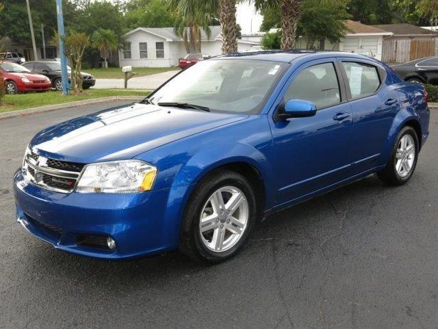 2013 dodge avenger sxt for sale in braden river florida. Black Bedroom Furniture Sets. Home Design Ideas