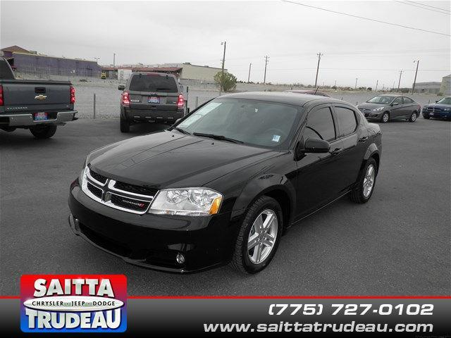 2013 Dodge Avenger SXT SXT 4dr Sedan