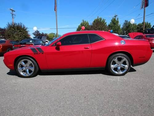 2013 dodge challenger 2d coupe r t for sale in arlington washington classified. Black Bedroom Furniture Sets. Home Design Ideas