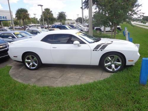 2013 dodge challenger 2d coupe r t for sale in jacksonville florida classified. Black Bedroom Furniture Sets. Home Design Ideas