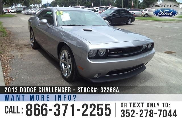 2013 Dodge Challenger SXT - 18K Miles - Financing