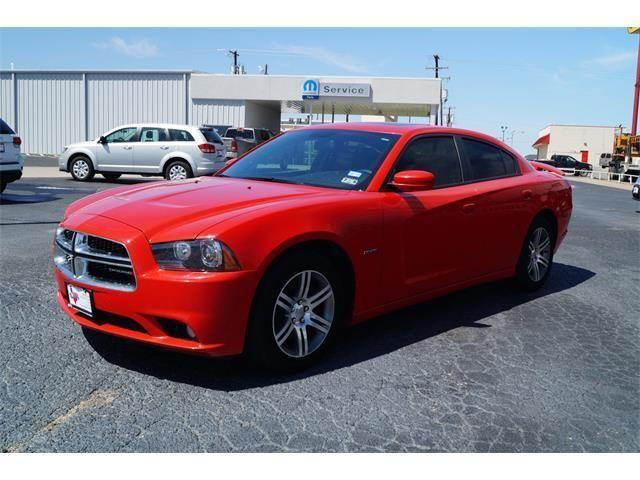 2013 DODGE CHARGER 4dr Car for Sale in Chat, Texas ...