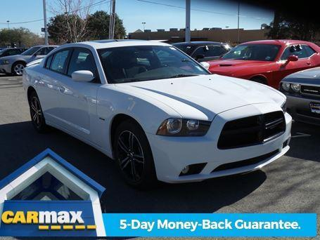2013 Dodge Charger R/T AWD R/T 4dr Sedan