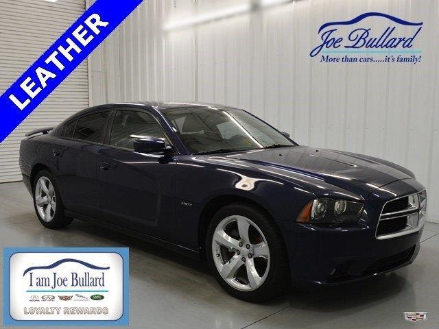 2013 Dodge Charger R/T R/T 4dr Sedan