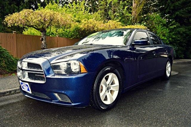 2013 Dodge Charger Se - Dodge Charger Se Dr Sedan For Sale In Everett