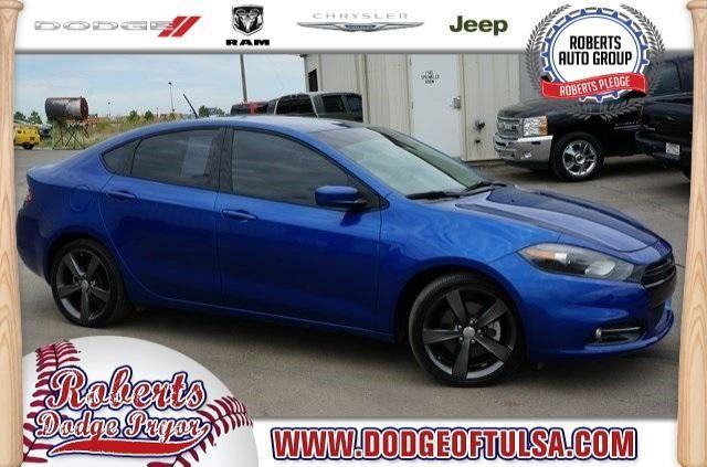 2013 Dodge Dart 4dr Car Rallye