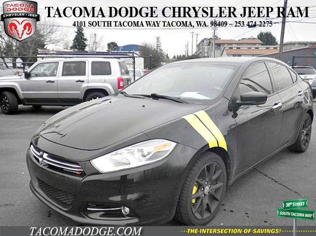 2013 Dodge Dart Limited Limited 4dr Sedan