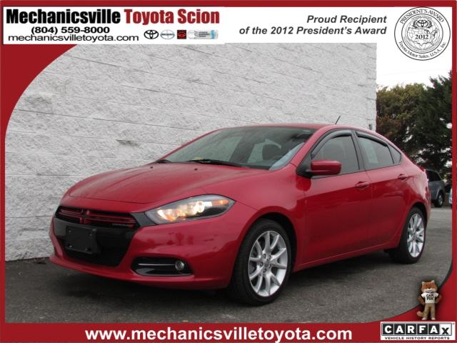 2013 Dodge Dart SXT/Rallye Mechanicsville, VA