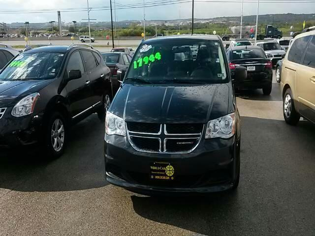 2013 dodge grand caravan se new braunfels tx for sale in new braunfels texas classified. Black Bedroom Furniture Sets. Home Design Ideas