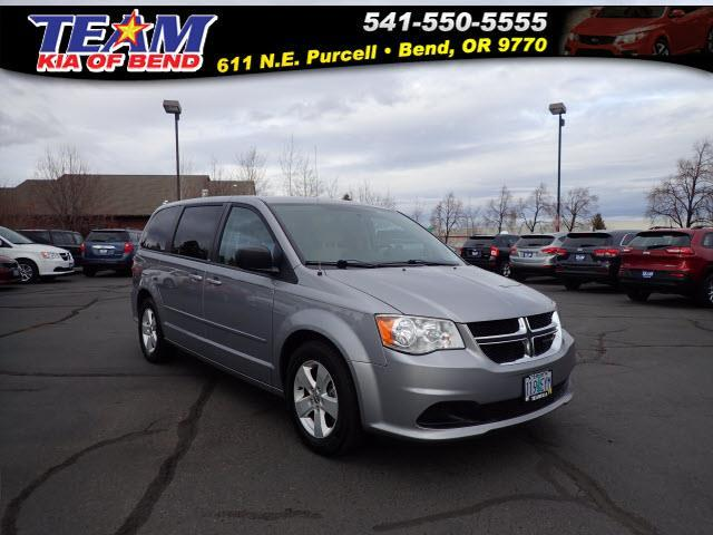 2013 Dodge Grand Caravan SE SE 4dr Mini-Van