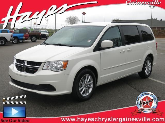 2013 dodge grand caravan sxt gainesville ga for sale in gainesville. Cars Review. Best American Auto & Cars Review
