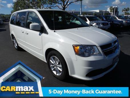 2013 Dodge Grand Caravan SXT SXT 4dr Mini-Van